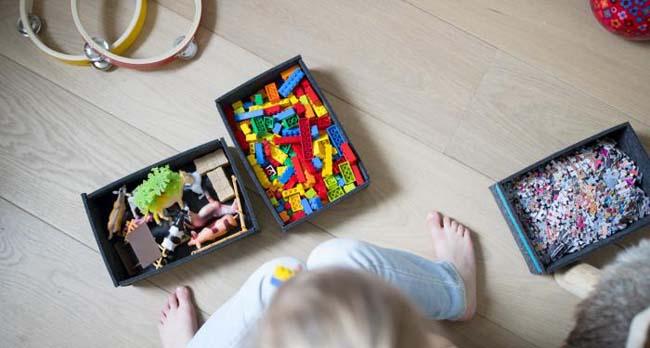 4 tips voor een opgeruimde kinderkamer
