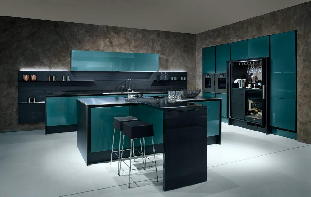 Keuken Voor Weinig : Materialen en kleuren voor de keuken voorlichtingsburo wonen