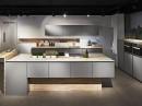 Keukenfronten in kleur Steingrau