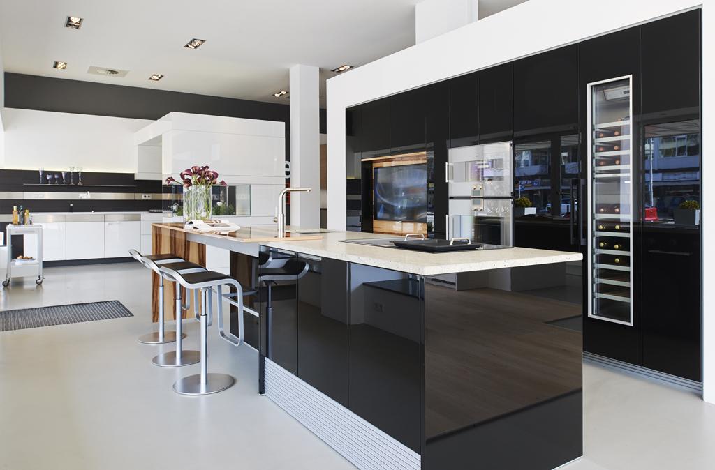 Zwevende Keuken Showroom : Buiten)gewone keukenconcepten – Voorlichtingsburo Wonen