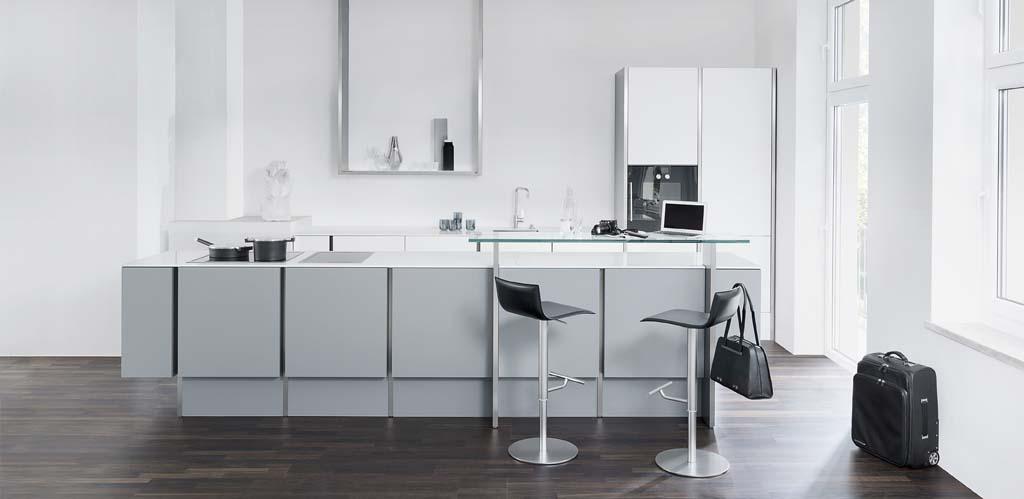 poggenpohl p 39 7350 en de klassieke lijnvoering voorlichtingsburo wonen. Black Bedroom Furniture Sets. Home Design Ideas