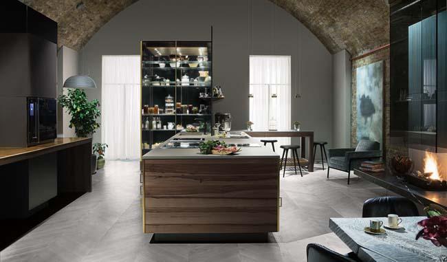 The Fourth Wall concept - keuken zonder grenzen