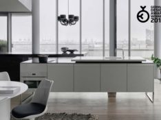 Zwevende keuken Poggenpohl wint German Design Award
