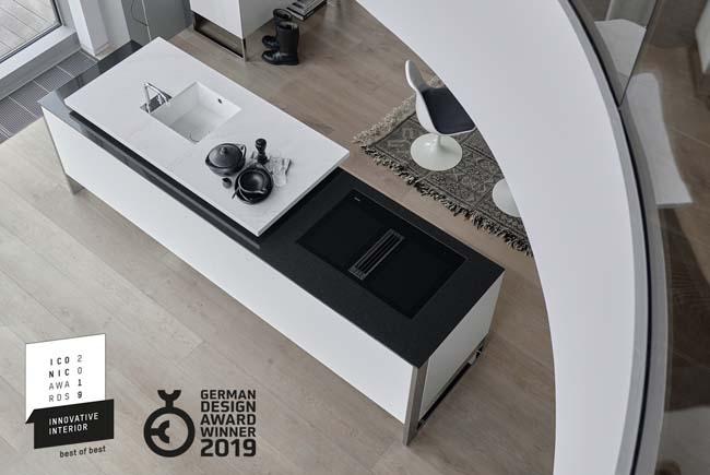Poggenpohl +VENOVO wint opnieuw een designprijs