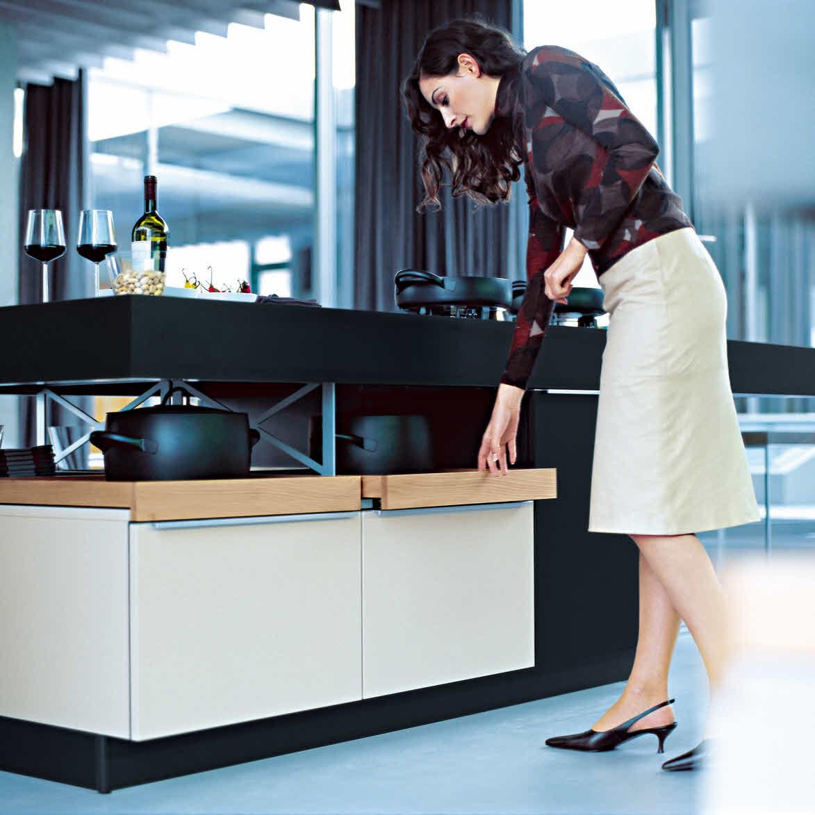Uitschuifbare Keukenkast: Meer dan idee?n over groen granieten ...