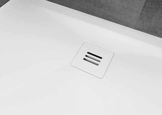 Lausanne douchevloer voor de designbadkamer