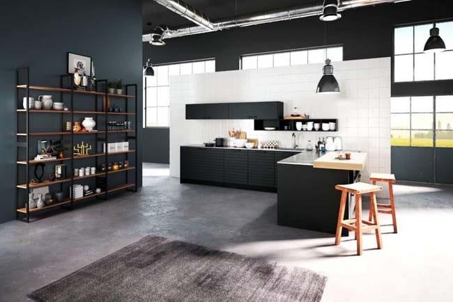 Nieuwe keuken zonder levertijd
