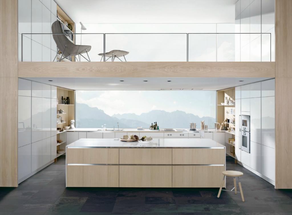 het individuele siematic keuken design voorlichtingsburo wonen