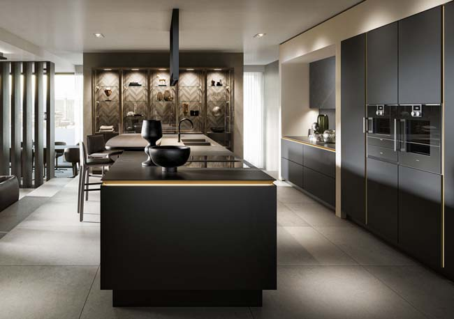 Best of the Best voor de SieMatic SLX