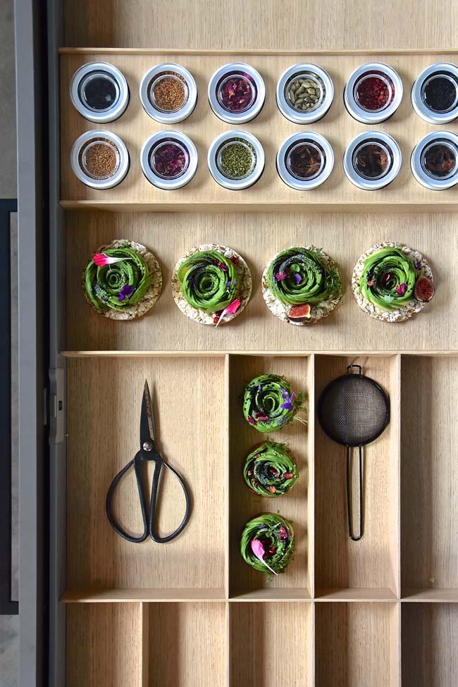 Fooddeco kookt in een SieMatic keuken