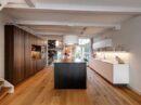 Design keuken met kookeiland: mooie mix van oud en nieuw