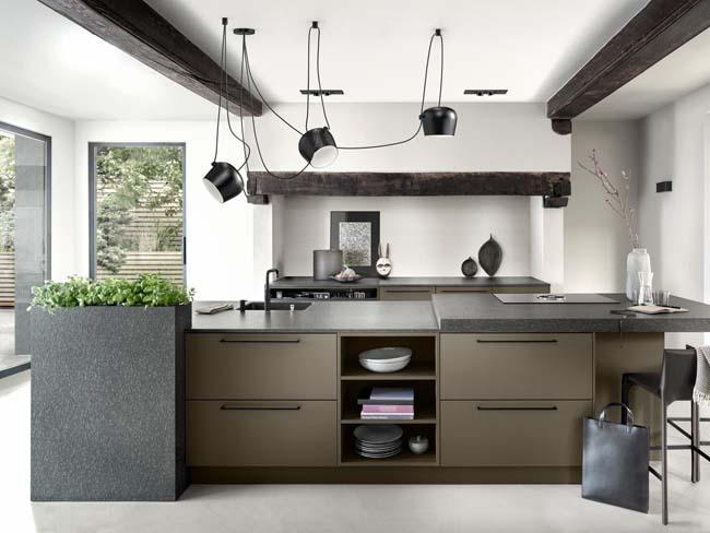 Biophilic design, de nieuwe interieur- en keukentrend