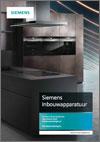 Brochure Siemens inbouwapparatuur