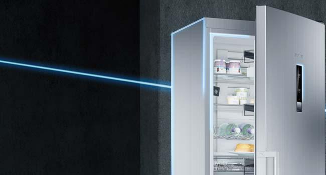 Slimme koelkast van Siemens