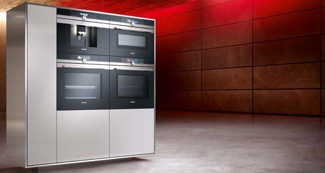 Siemens iQ700 keukenapparaten