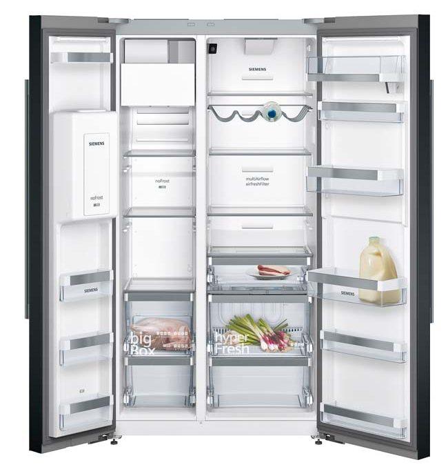 Inspecteer de koelkastvoorraad onderweg met Siemens iQ700