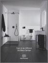 Brochure Silk Black badkamercollectie