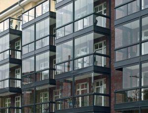 Solarlux balkonbeglazing