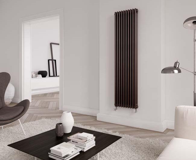 Soorten radiatoren - kolomradiator