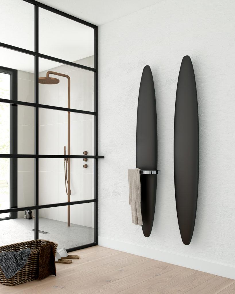 Soorten radiatoren - design