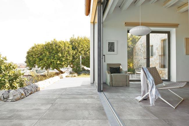 Terrastegels Nibo Stone