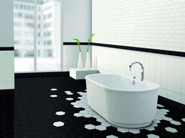 6 Veel gestelde vragen over badkamertegels - Voorlichtingsburo Wonen