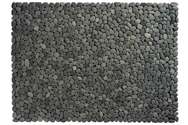 Badmat van natuursteen