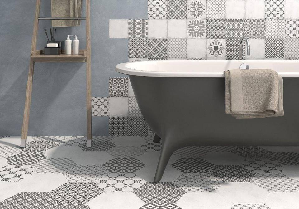 Hoogte Sierstrip Badkamer : Tegels voorlichtingsburo wonen