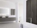 modern en strak badkamermeubel Taste