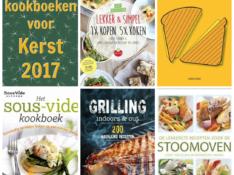 Top 5 kookboeken voor Kerst 2017