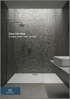 Brochure Ultra Flat New – acryl douchebakken