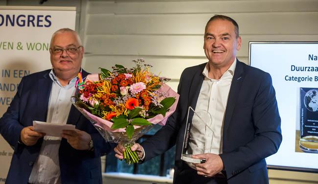 Duurzaamheidsprijs 2020 Bouwen voor Bouwgroep Dijkstra Draisma