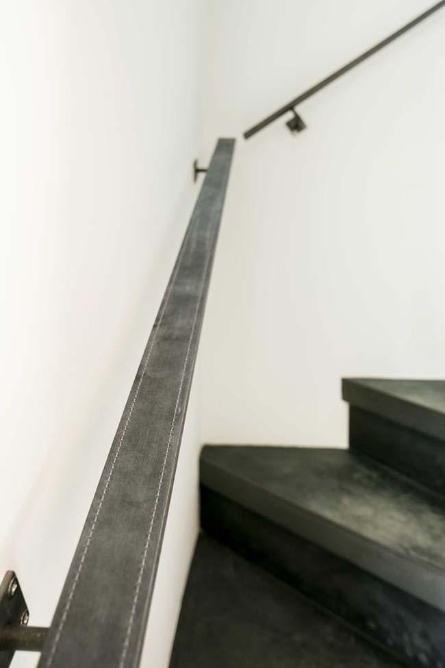 Ongebruikelijke trapleuningen