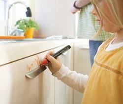 Kindveilige keuken