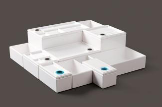 Melamine Cubics