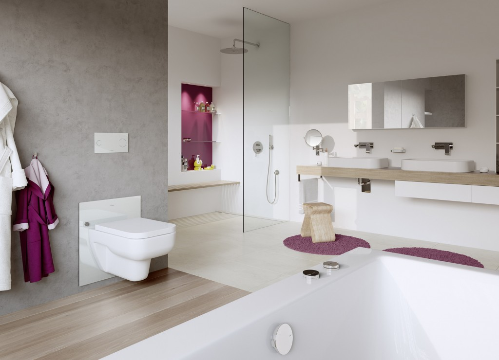 badkamer voor iedere leeftijd en lengte voorlichtingsburo wonen