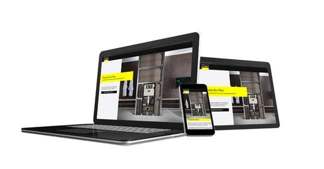 Nieuwe online tool voor Prevista Dry Plus