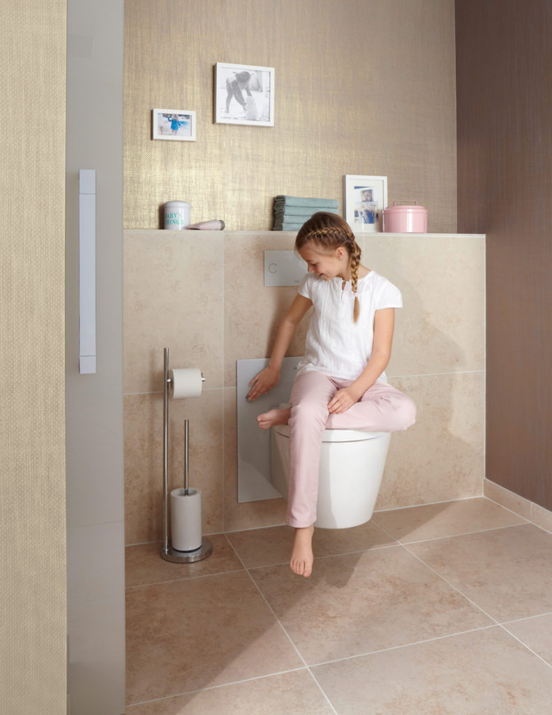 Ideale Zithoogte Toilet.Toiletpot Voor Elke Leeftijd Voorlichtingsburo Wonen