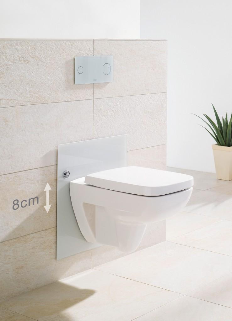 Toiletpot voor elke leeftijd - Viega WC-Element