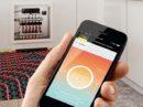 Fonterra Smart Control regelt automatisch de vloerverwarming