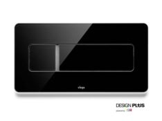 Design Plus-Award voor wc-bedieningsplaat Visign for More105