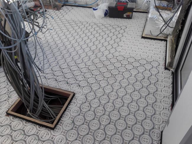 New Vloerverwarming voor alle vloeren - Voorlichtingsburo Wonen UO19