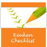 Keuken Checklist
