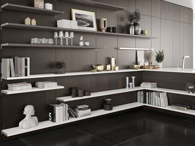 FloatingSpaces verbindt keuken en woonruimte