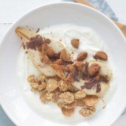 Kruidnoten voor het ontbijt